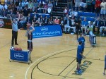 college three point contest new orleans 2012