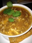eggdrop soup hoshun restaurant